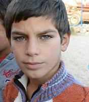 verhaal vluchteling kind
