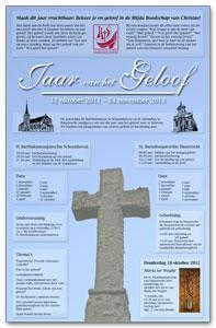 Poster - Jaar van het Geloof