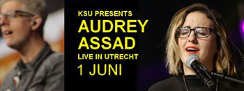 donderdag 1 juni - Audrey Assad: Light in the Dark