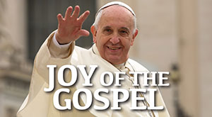 zaterdag 3 juni - De Krijtberg lezing - The Joy of the Gospel