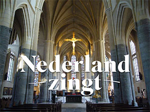 dinsdag 25 september - Nederland zingt in de Christoffelkathedraal